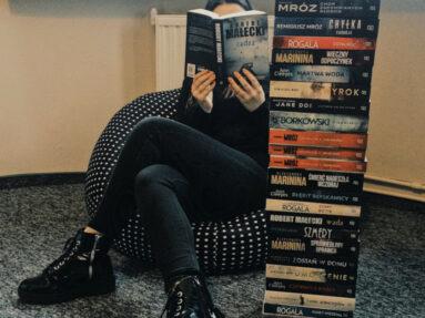 Jakie kryminały lubisz? Wybierz książkę na jesień!