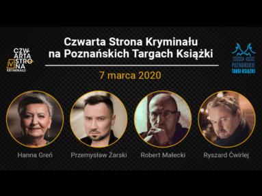 Kryminałożercy – widzimy się w Poznaniu!