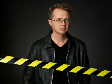 Najbardziej widowiskowy kryminał roku! Przeczytaj wywiad z Przemysławem Borkowskim