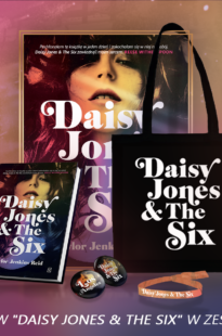 Preorder Daisy Jones