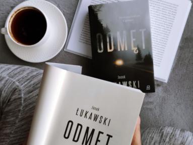 """Przeczytaj fragment """"Odmętu"""" Jacka Łukawskiego!"""
