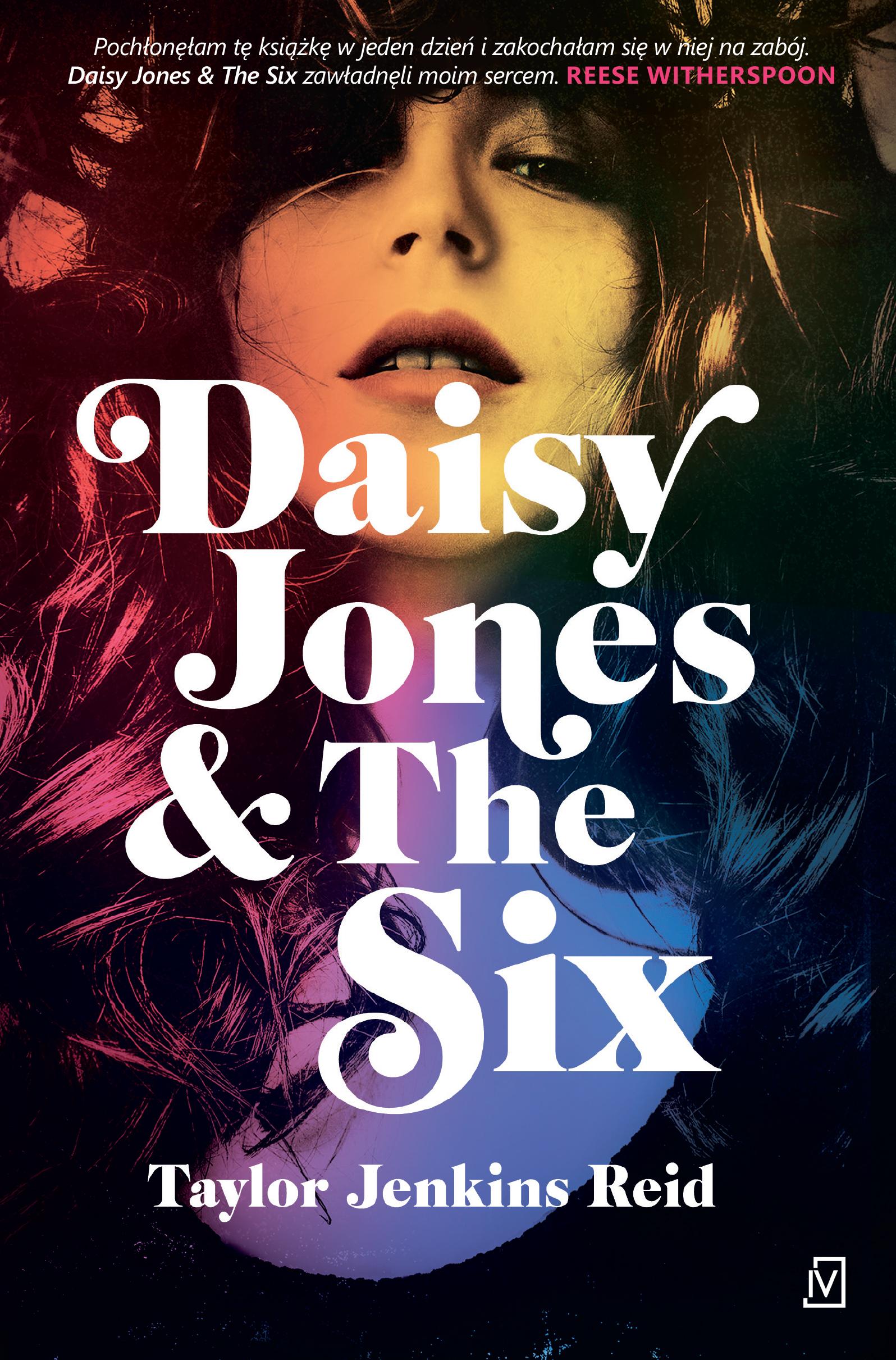 Daisy Jones & The Six okładka