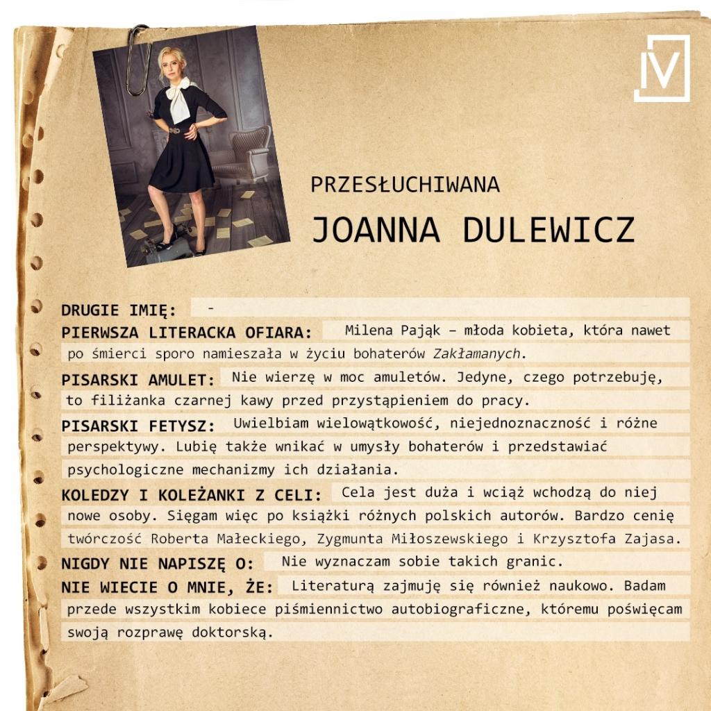 Joanna Dulewicz
