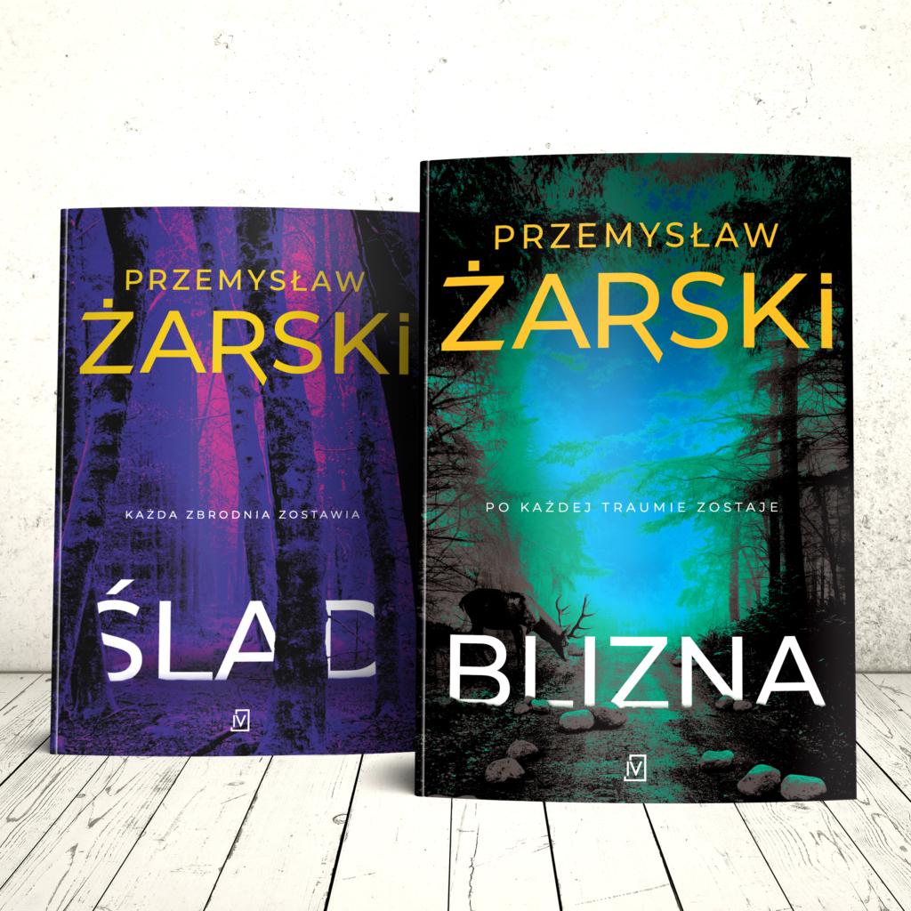 Blizna Przemysław Żarski