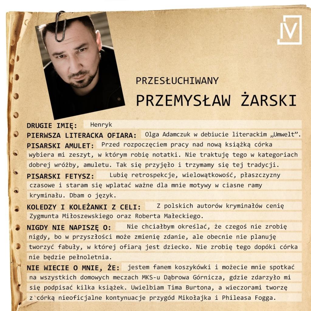 Przemysław Żarski