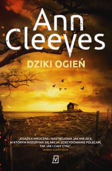 Dziki Ogień Ann Cleeves