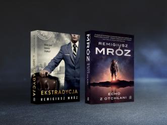 Książka Roku 2020 - podwójny sukces Remigiusza Mroza!
