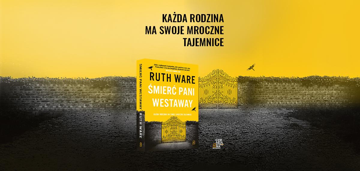 Ruth Ware Śmierć pani Westaway